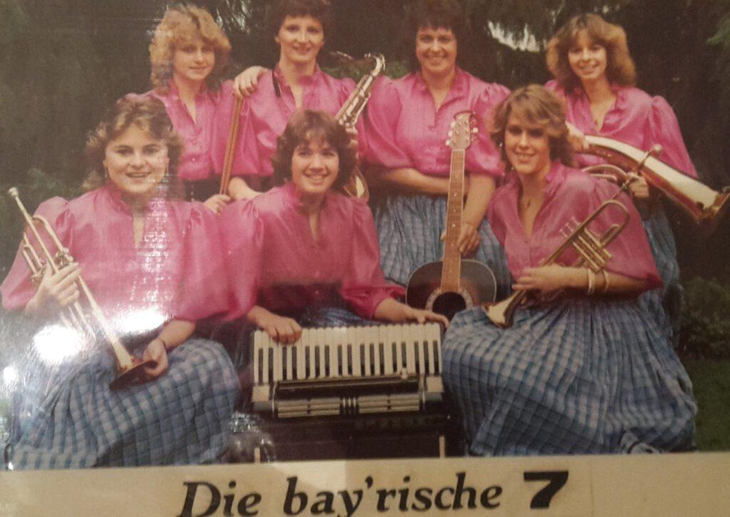 Iris Gallecker bei Bayerische 7