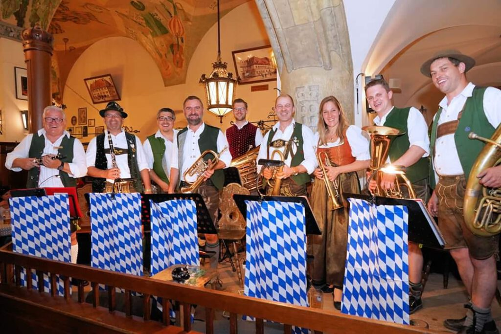 Iris Gallecker Bayernmusikanten