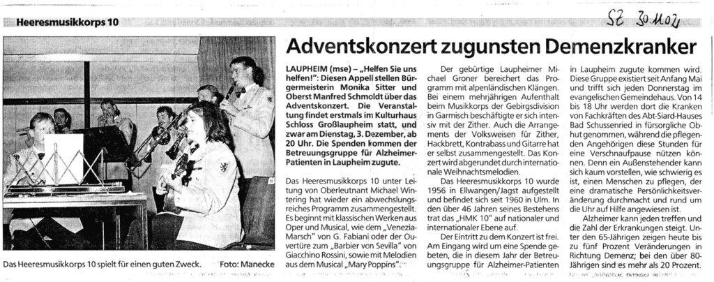 Heeresmusikkorps 10 Ulm