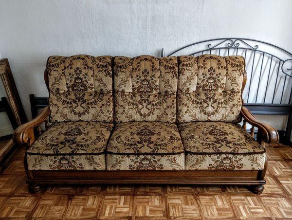 Sofa rustikal