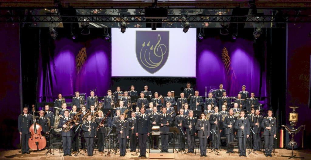 Das Luftwaffenmusikkorps Münster heute