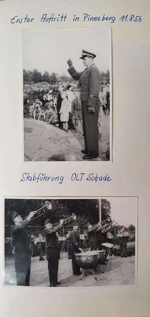 Johannes Schade Luftwaffenmusikkorps Münster