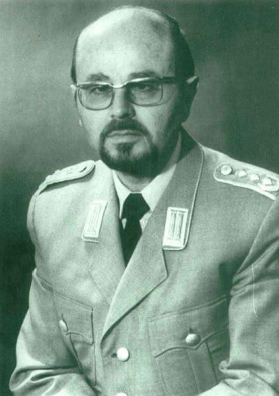 Hauptmann Johannes Schade
