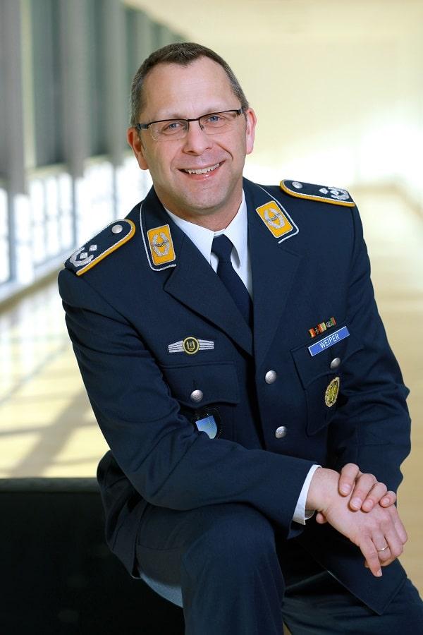 Oberstleutnant Christian Weiper